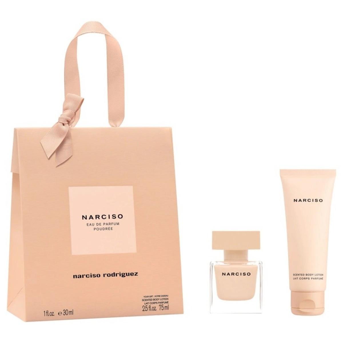 Narciso Eau de Parfum Poudree Set