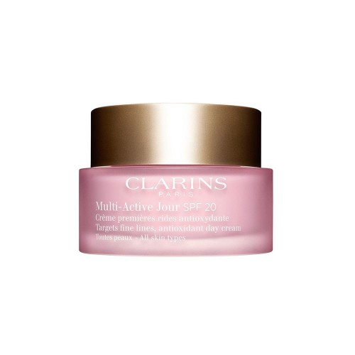 Multi-Active Day Cream SPF20 for All skin types