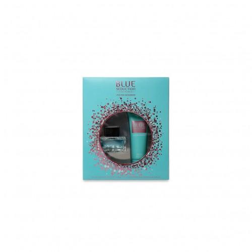 Blue Seduction for Women Eau de Toilette Set