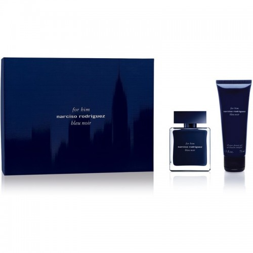 For Him Bleu Noir Eau de Parfum Set