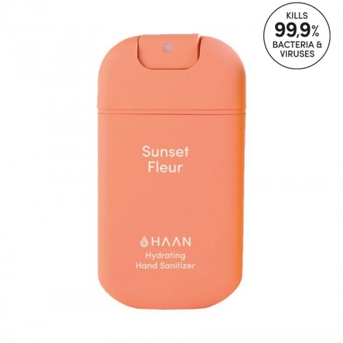 HAAN hand sanitizer