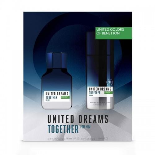 United Dreams Together for Him Eau de Toilette Set