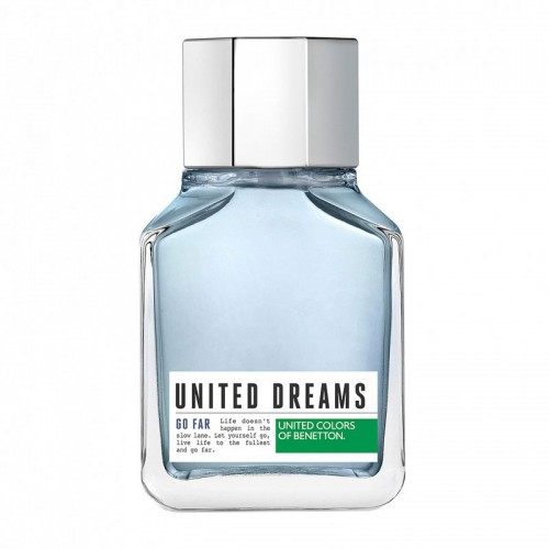 United Dreams Go Far Eau de Toilette