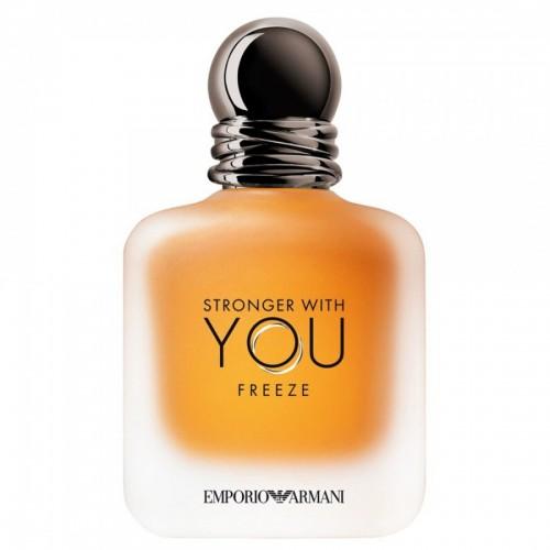 Emporio Armani Stronger With You Freeze Eau de Toilette